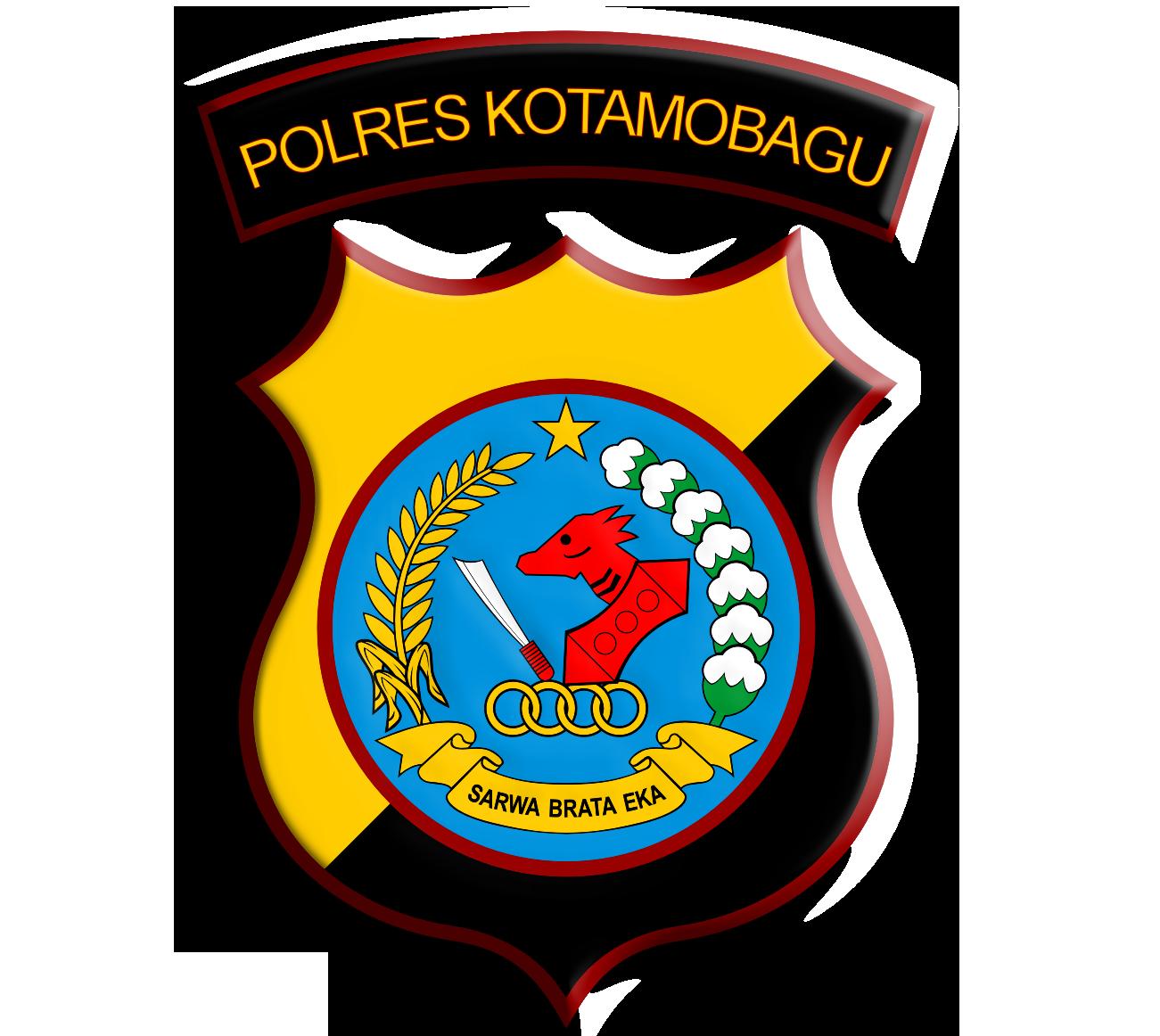 Logo Polres Kotamobagu Polres Kotamobagu