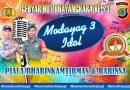 """Bhabinkamtibmas Gelar """"Modayag 3 IDOL"""" meriahkan Hari Bhayangkara ke-73"""